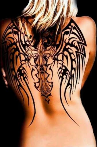 dessin tribal pour tatouage. Black Bedroom Furniture Sets. Home Design Ideas