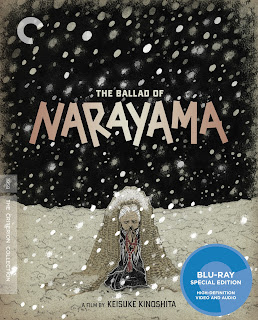 "Blu-ray Review | ""The Ballad of Narayama"""
