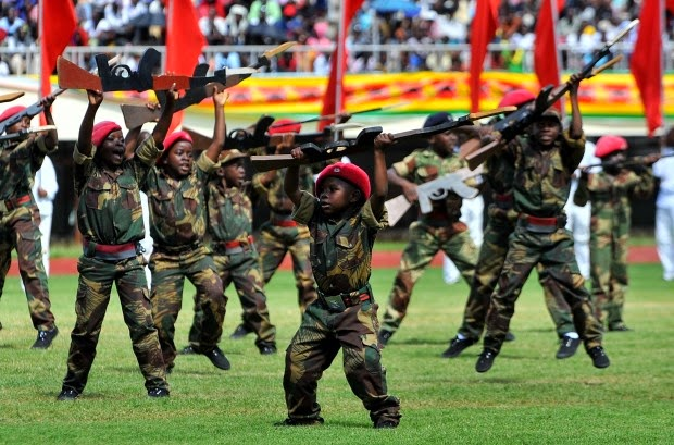 bambini soldato africa