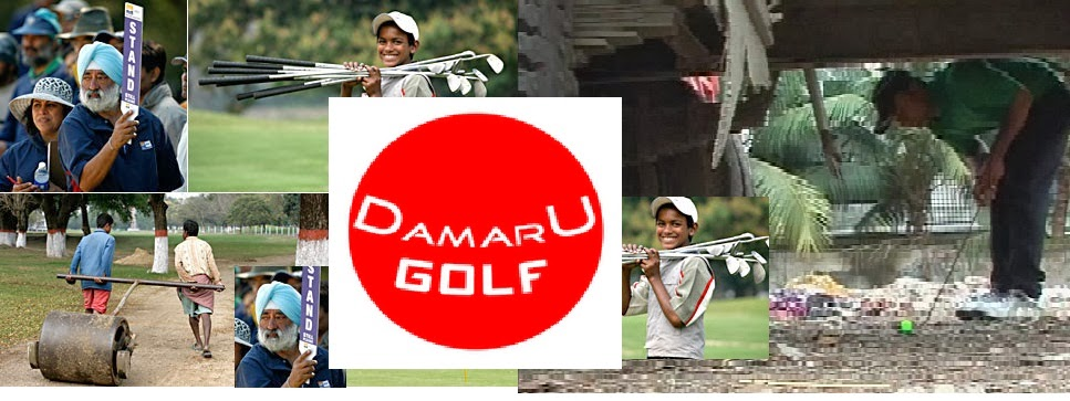 DamarU Golf India-PGTI