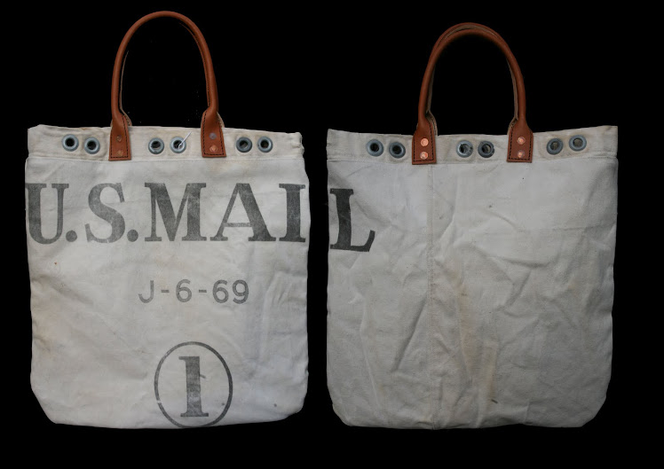 USMAIL HOLDALL  J-6-69 1