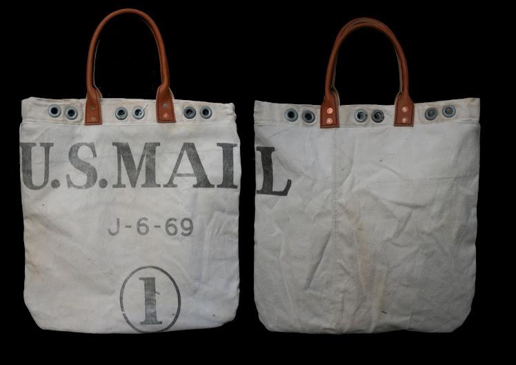 USMAIL HOLDALL  J-6-69 1