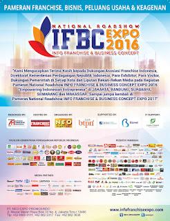TERIMA KASIH atas Dukungan & Partisiapasi Anda pada National Roadshow #IFBC2016
