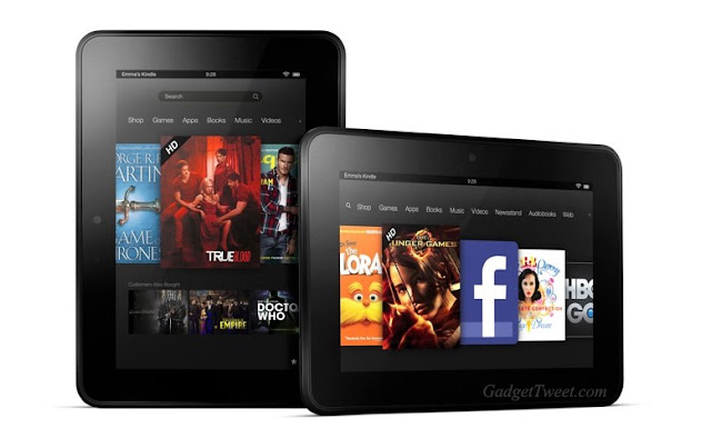 Amazons New Kindle Fire HD 7 is hack proof