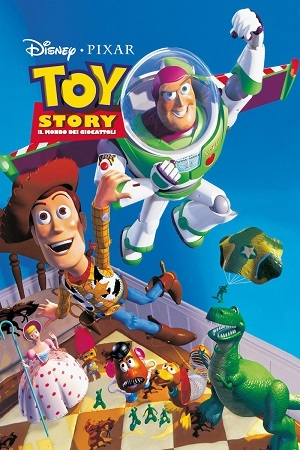 Toy Story - Um Mundo de Aventuras IMAX Filmes Torrent Download capa
