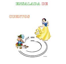 Cuentos escritos por los niños/as