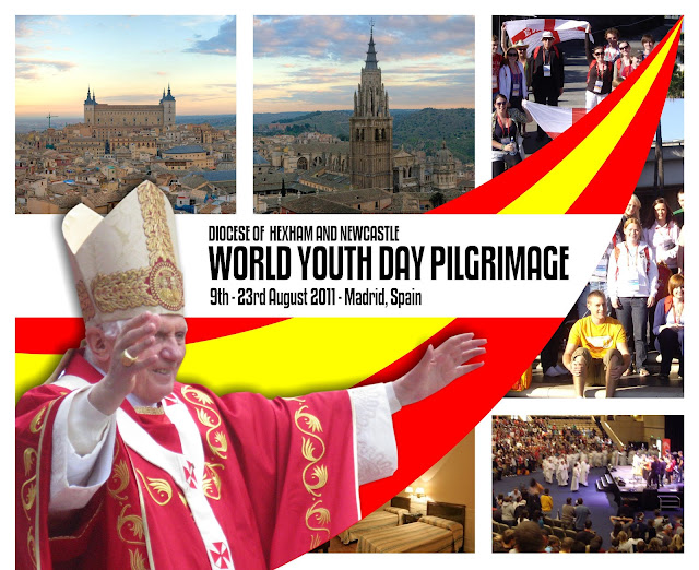 World Youth Day 2011 Wallpaper 1