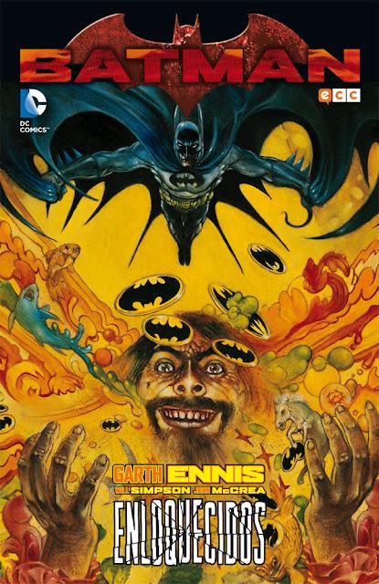 Batman enloquecidos