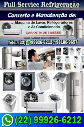 Full Service Refrigeração