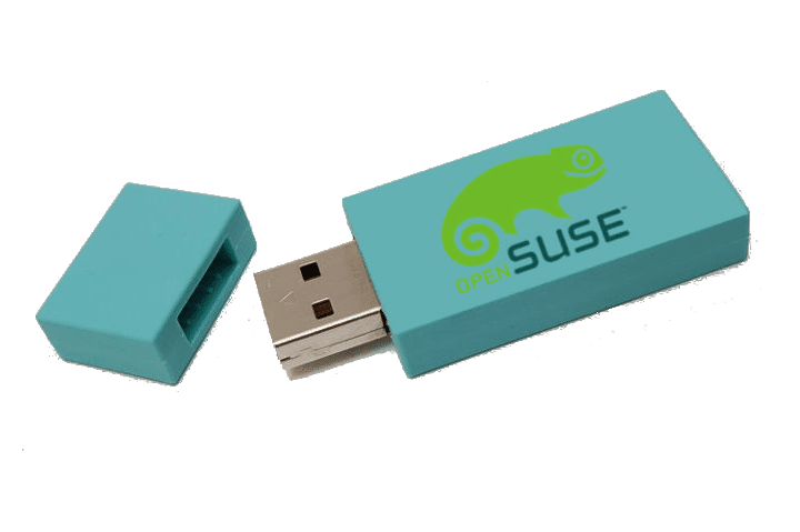 Simple guide how to create openSUSE bootable USB