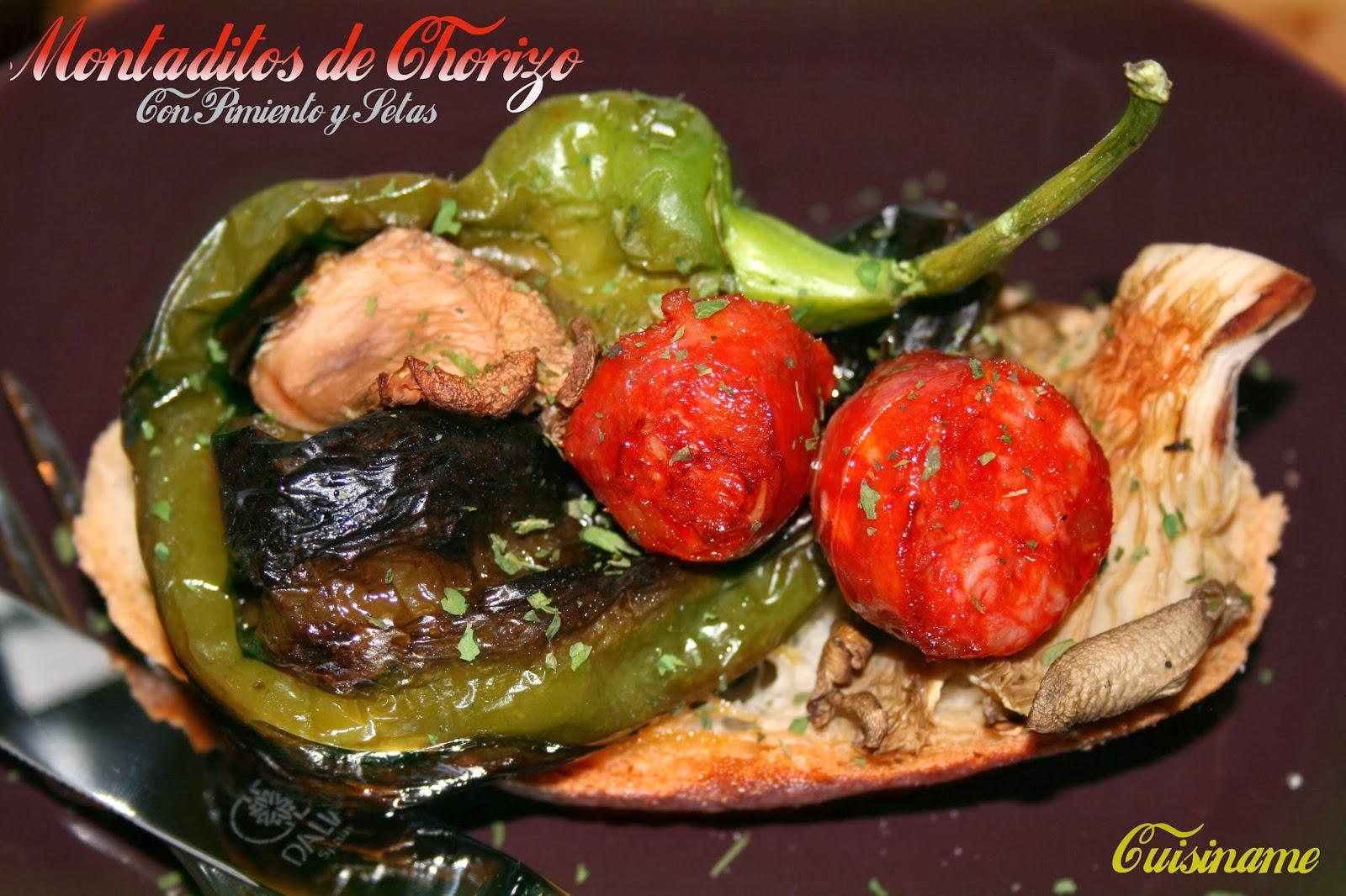 Recetas de cocina cuis name - Tapas faciles de hacer ...
