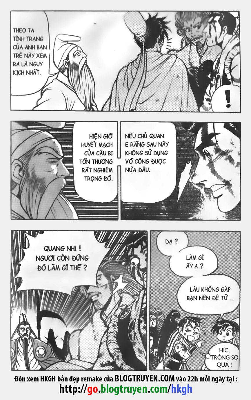Hiệp Khách Giang Hồ - Hiệp Khách Giang Hồ Chap 066 - Pic 21