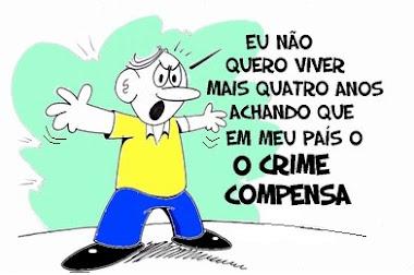 CONTRA O CRIME