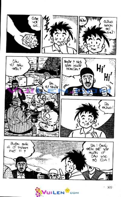 Jindodinho - Đường Dẫn Đến Khung Thành III  Tập 44 page 89 Congtruyen24h