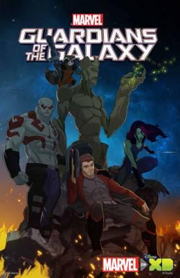 Guardians Of The Galaxy Episódios