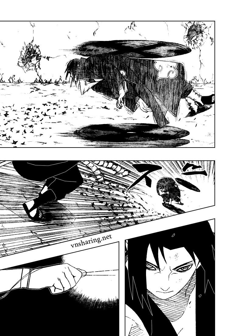 Naruto chap 389 Trang 5 - Mangak.info