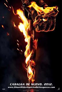 Ghost Rider Espíritu de venganza (2012)