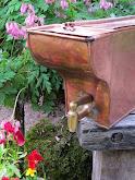 Kuparinen vesisäiliö