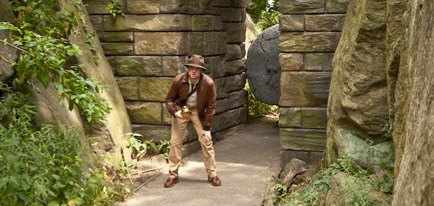 Indiana Jones na vida real