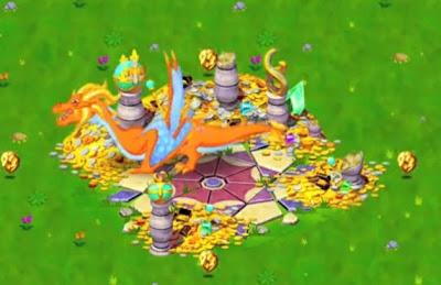 Electrum Dragon Dragonvale