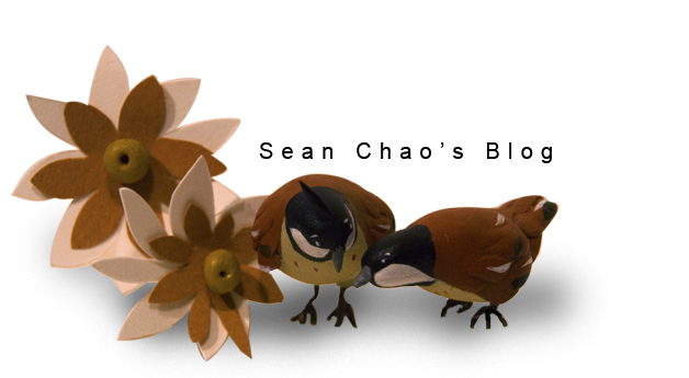 Sean Chao&#39;s Blog