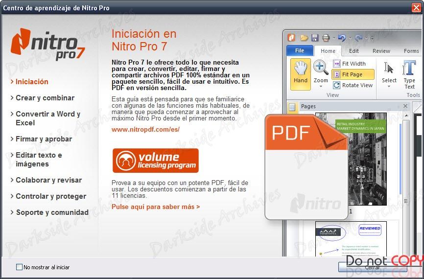 descargar nitro pdf gratis en espanol full