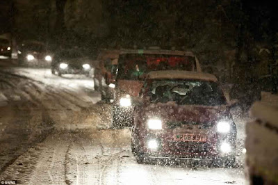 Keep up to Date with the Weather During Holiday Travel