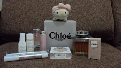 New cosmetics & perfume!