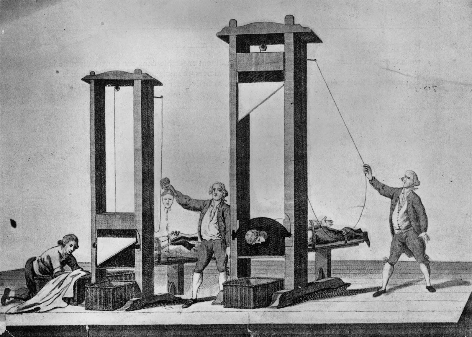 'Executions By Guillotine' Finally Passed In USA, and Government Is Pushing For Nationwide Use