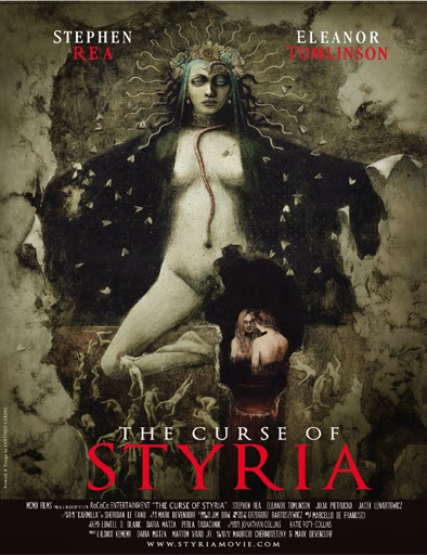 Ver The Curse of Styria (2014) Online