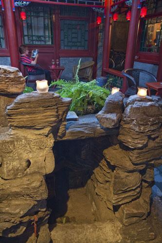 Bomb Shelter Bar, Beijing