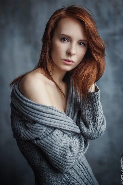 Maxim Guselnikov fotografia mulheres sensuais modelo russa Thaisia Shipilova