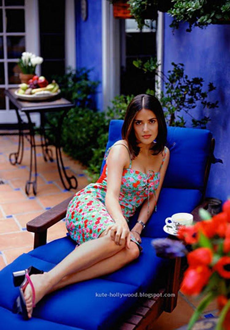 Fresh Look Like Salma Hayek Hairstyles 18