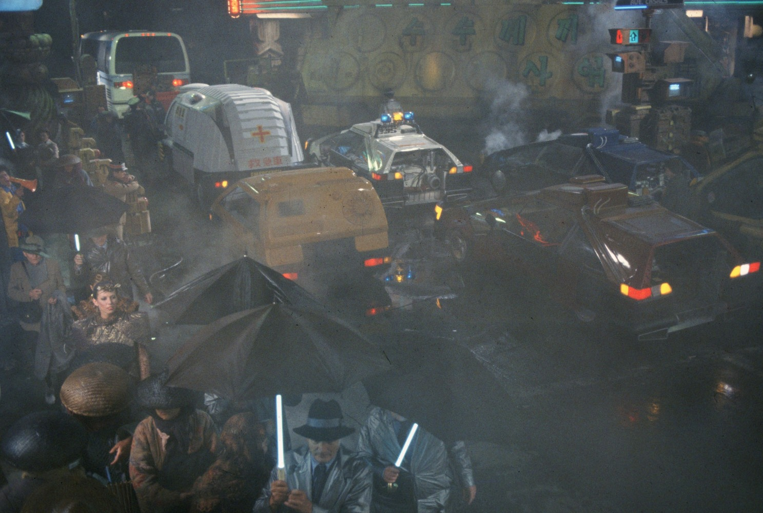 Gimme More Bananas: Blade Runner - photo#13