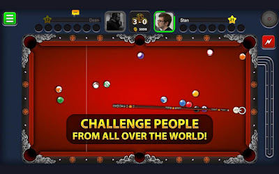 8 Ball Pool V3.3.3 MOD APK (No Root) Guideline Trick