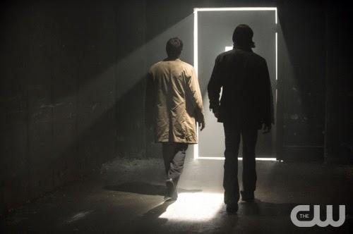 Crítica del episodio de Supernatural S09E22. Stairway to Heaven; Review