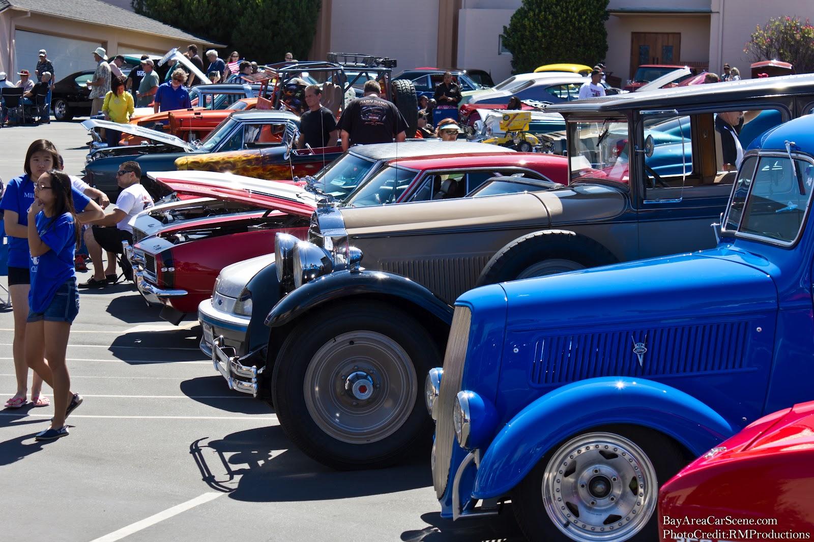 Bay Area Car Scene Millbrae Lions Club Millbrae Machines Car Show - Bay area car shows this weekend