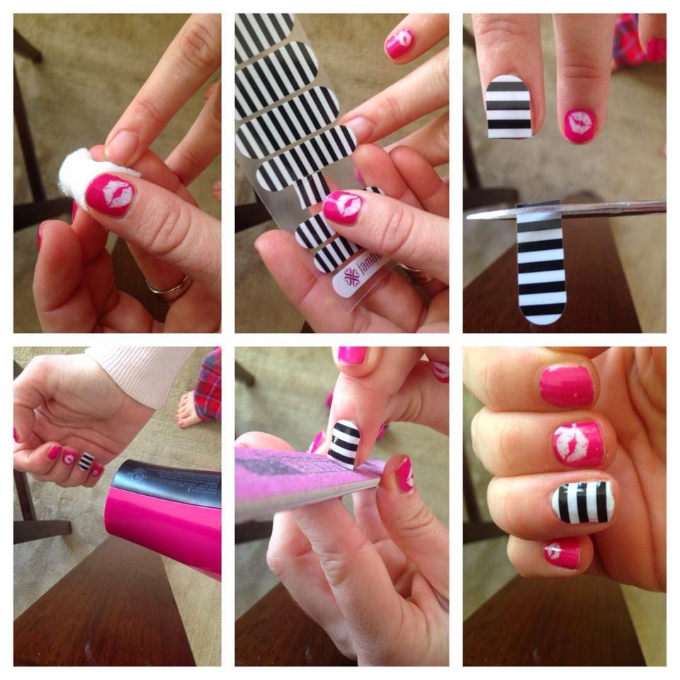 GLOW Girls : What about Nail Damage?