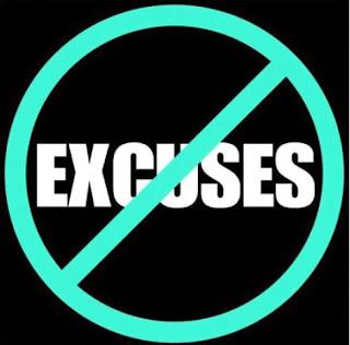 como vencer las excusas y quedar