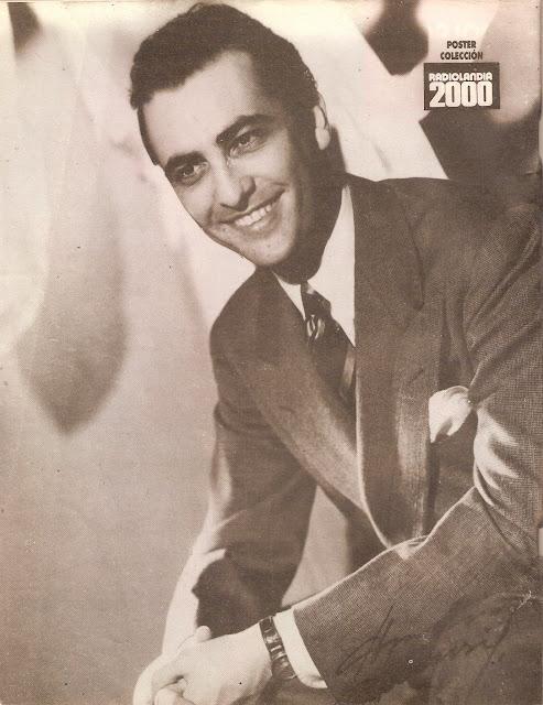 Hugo del Carril  radiolandia 2000