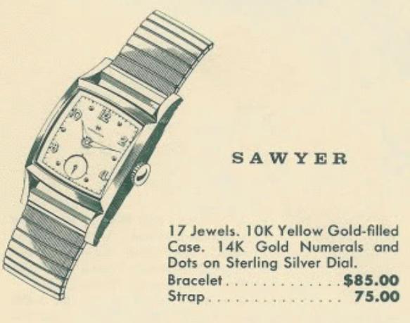 Michael Kors Sawyer Silver Dial MK6225 Womens Watch