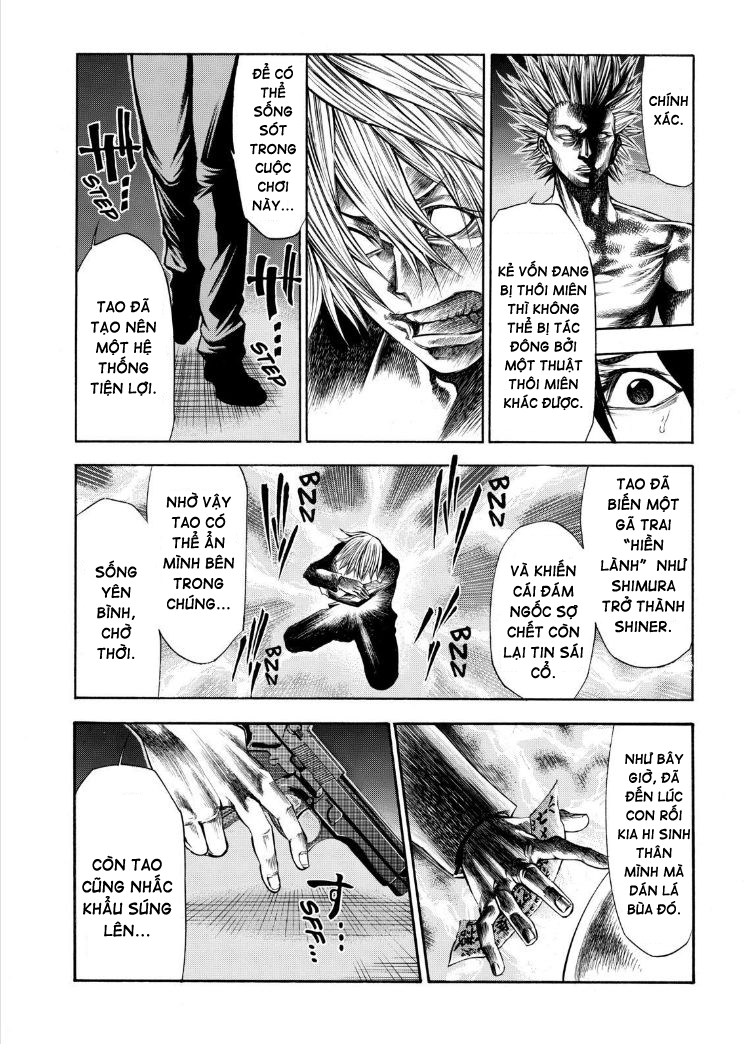 Kamisama No Iutoori II chap 49 Trang 19 - Mangak.info