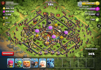 Unlimited coc