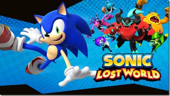 Sonic Lost World 3ds : Confira o poder dos wisps nas novas imagens de sonic lost