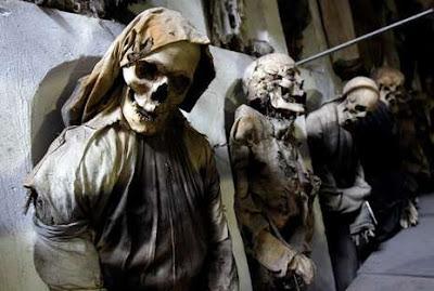 9 Pemakaman Paling Menyeramkan di Dunia