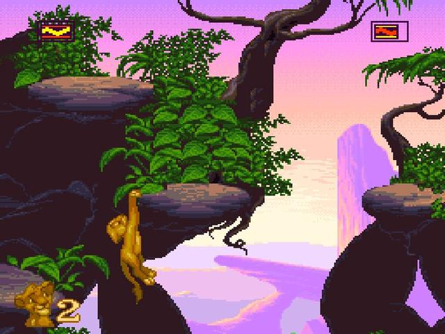 Free Download Games The Lion King