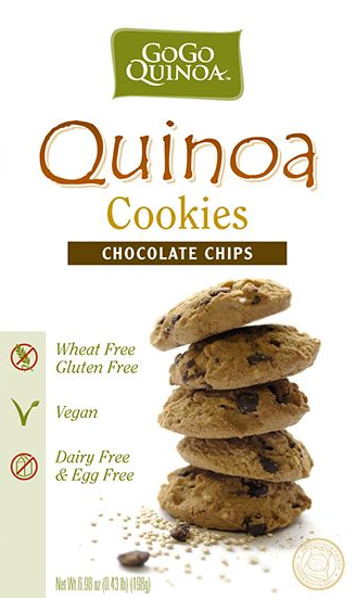 Quinoa Chocolate Chip Cookies Costco