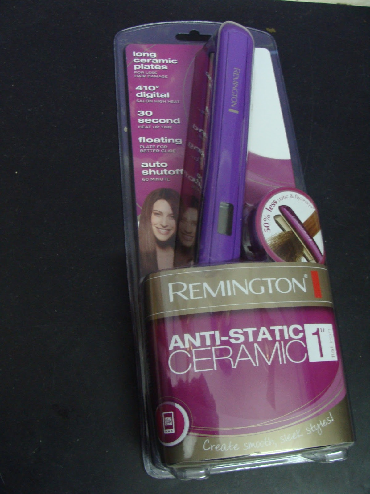 Remington S5500 Hair Straightener Review My Glossy Affair