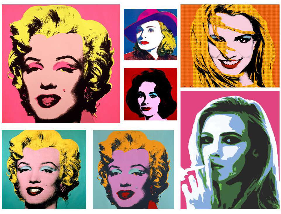 an analysis of andy warhol who is the epitome of pop art Andy warhol, the pope of pop art, made this painting (a part of the series known as death and disaster or simply known as disaster series) after being inspired by an airplane crash news he read in the new york mirror of june 4, 1962.