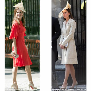 Kate Middleton wear nude shoes